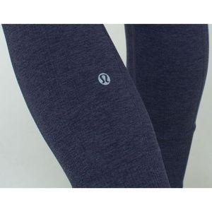 lululemon athletica Pants - Lulu Ebb To Street Pants Cadet Blue Skinny Yoga 6